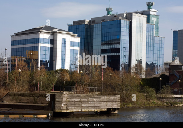 Home Office Buildings Salford Quays