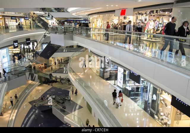 Hong Kong Shopping Mall Stock Photos Hong Kong Shopping Mall Stock Images Alamy