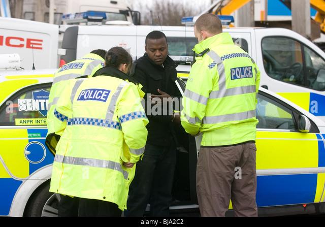 how to make an arrest