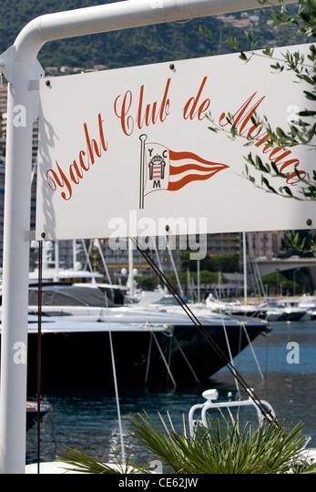 Monaco yacht stock photos monaco yacht stock images alamy for Monte carlo yacht club