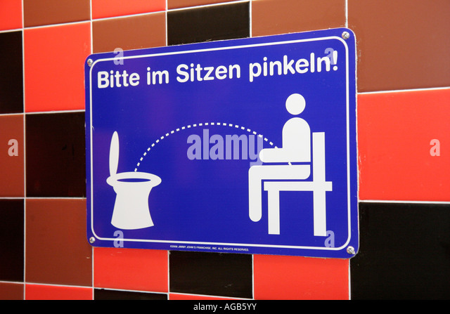 Cleveland Heights Ohio Coventry Village sign men s bathroom German   Stock  Image. The Coventry Logo Stock Photos   The Coventry Logo Stock Images