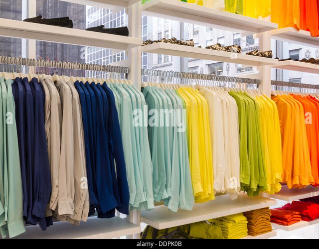 B fresh clothing store