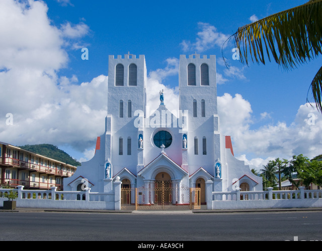 Catholic Church Near Pacific Beach