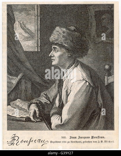 the life of jean jacques rousseau an 18th century philosopher writer and composer -jean-jacques rousseau was a philosopher, writer, and composer of the 18th century his political philosophy influenced the enlightenment -his political philosophy.