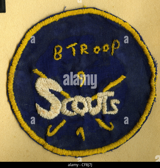 1st cavalry regiment patch