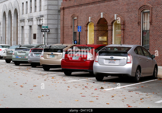 Prius hybrid stock photos prius hybrid stock images alamy for Department of motor vehicles concord new hampshire