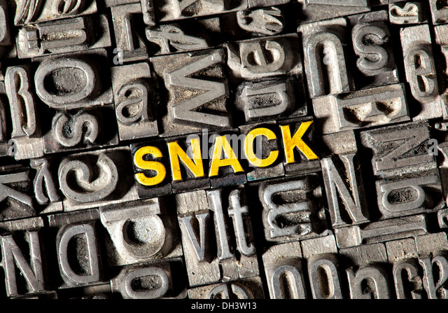 snack word