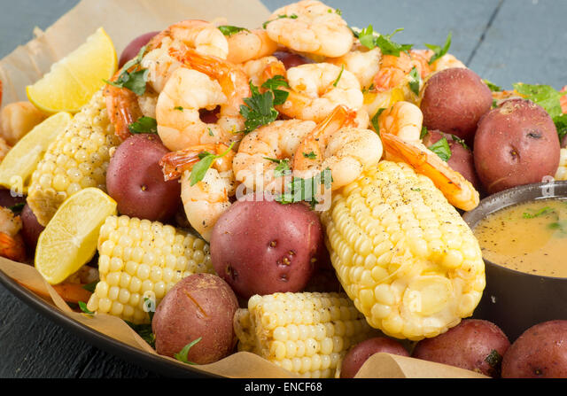 Shrimp Creole Stock Photos & Shrimp Creole Stock Images - Alamy