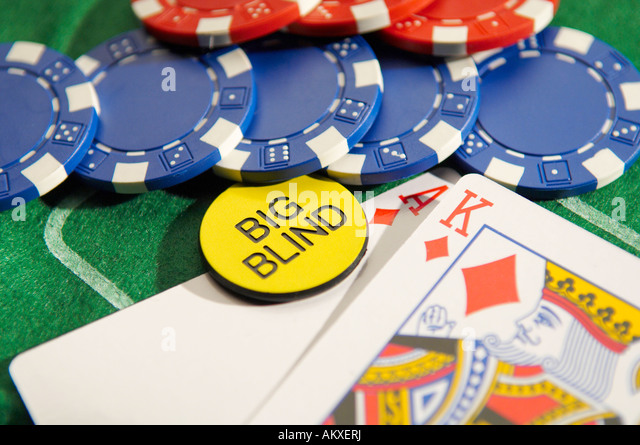 poker how to play the big blind