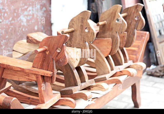 Rocking Horse Isolated Stock Photos & Rocking Horse Isolated Stock ...