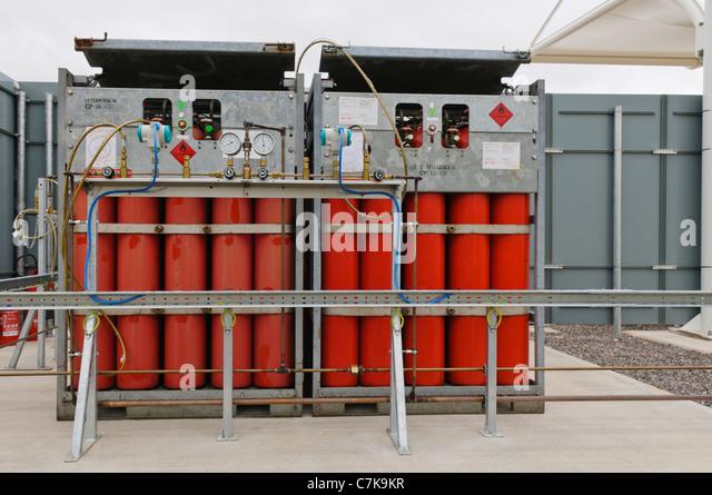 First entry hydrogen gas station biz