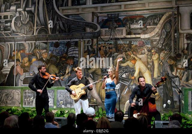 Detroit industry stock photos detroit industry stock for Detroit mural factory