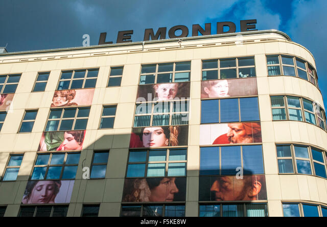 Le Monde Stock Photos Le Monde Stock Images Alamy