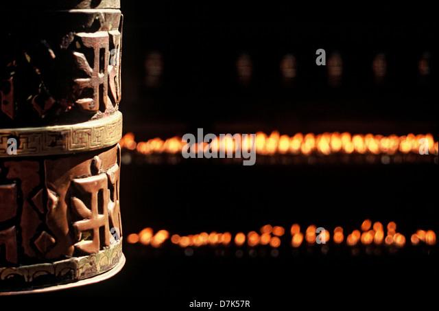 Cd Art Decoration For Lamp Tamil