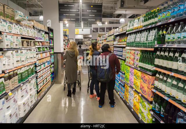 Aisles fresh stock photos aisles fresh stock images alamy for Fish market newark nj