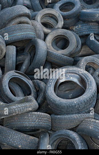 Pit wheel stock photos pit wheel stock images alamy for Old tyre uses