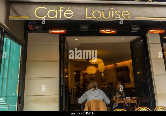 Cafe Louise Saint Germain Paris