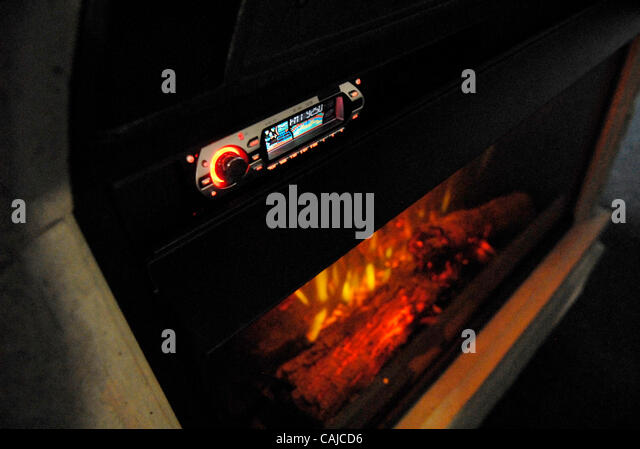 Electric Fireplace Stock Photos & Electric Fireplace Stock Images ...