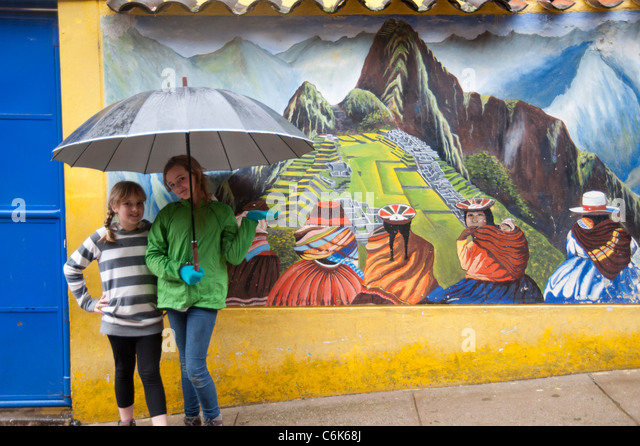 Mural peru stock photos mural peru stock images alamy - Parasol mural castorama ...