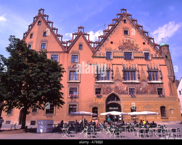 Ulm Town Hall Stock Photos & Ulm Town Hall Stock Images - Alamy