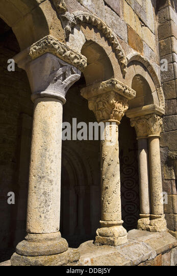 Carved stone gallery stock photos
