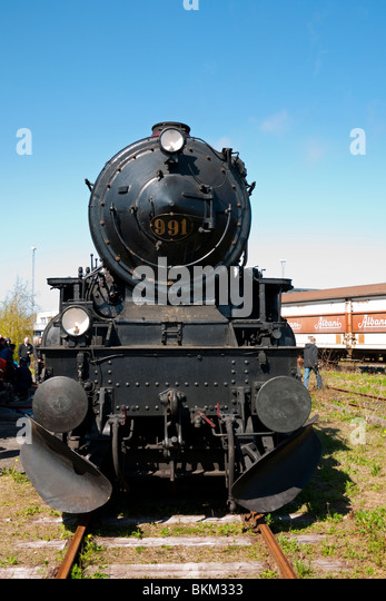 Steam Train Front View Pictures to Pin on Pinterest ...