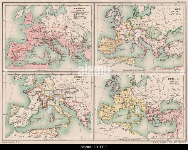 dark ages in europe Were the dark ages caused by the roman catholic church suppressing  knowledge  because of the invasions of barbarians from northern and central  europe.