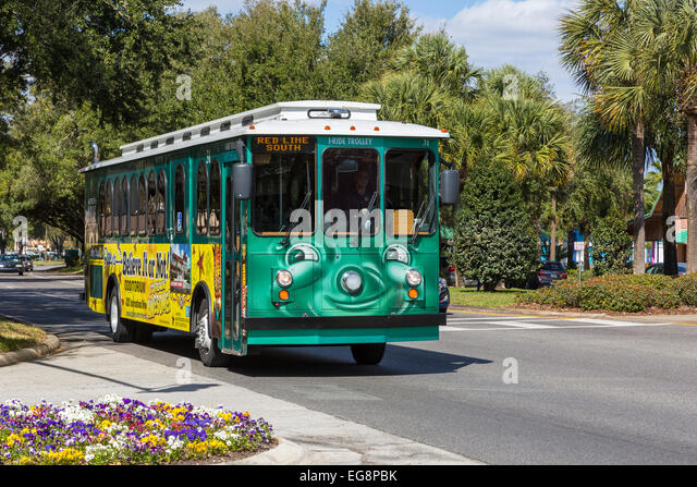 Trolley Tour Tallahassee