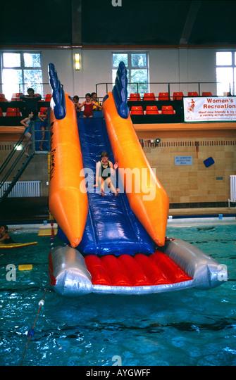 Swimming Pools With Slides Nottingham Inspiration