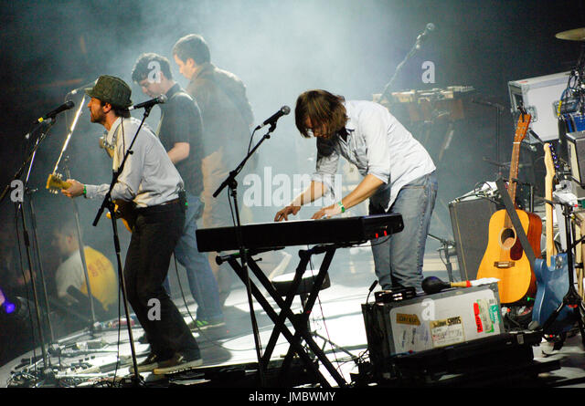 The Shins Band Stock Photos & The Shins Band Stock Images - Alamy