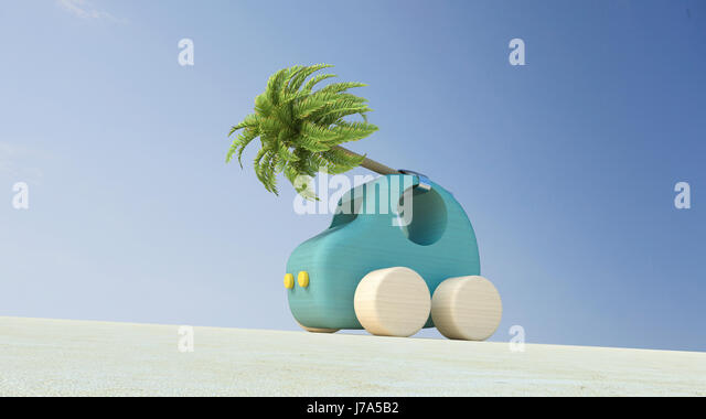 Toy palm tree - SceneryProducts  Set Of 4 Plastic Double