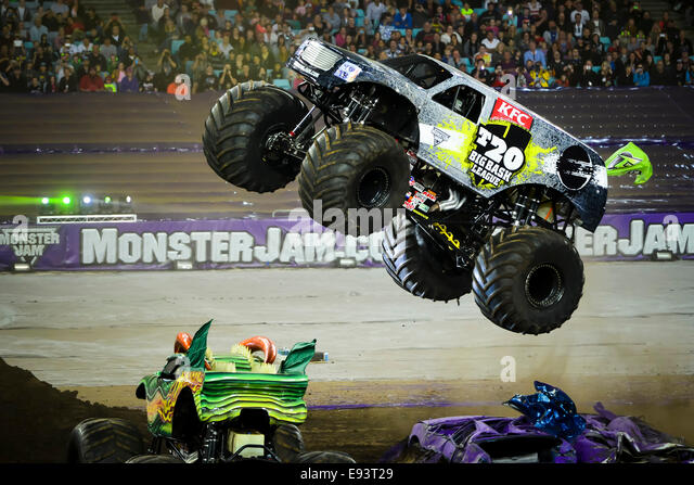 monster jam sydney pitpass gurmit - photo#31