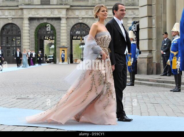 Princess tatiana wedding