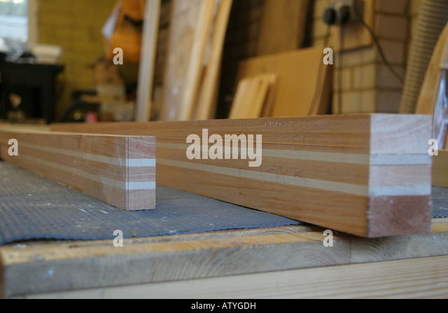 Royalty Stock Photo Construction Site Glued Laminated Timber