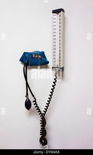 Blood Pressure Monitor Doctors Stock Photos Amp Blood