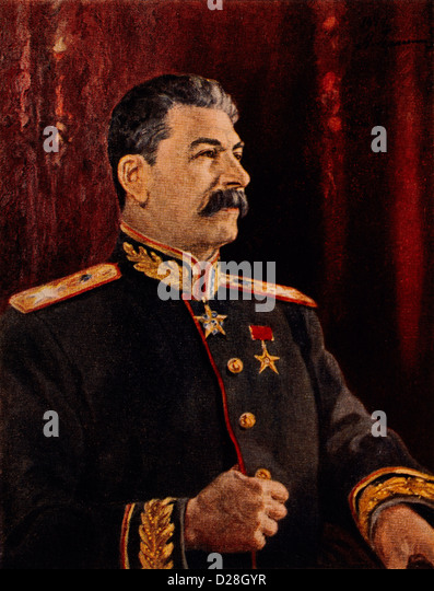 joseph stalin and communist ussr How did stalin and the ussr cause the cold war by 1949 the ussr communist state  joseph stalin (1878-1953) leader of.