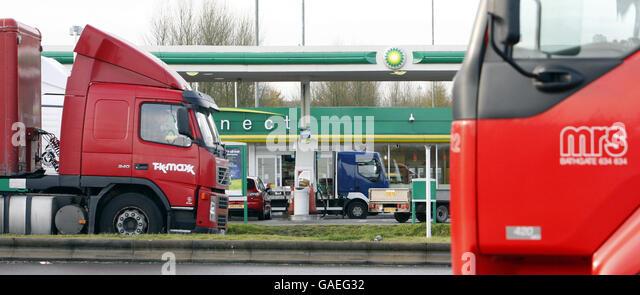 meet truckers uk