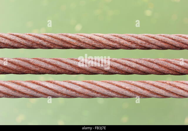 Rusty Steel Cable Stock Photos & Rusty Steel Cable Stock Images ...