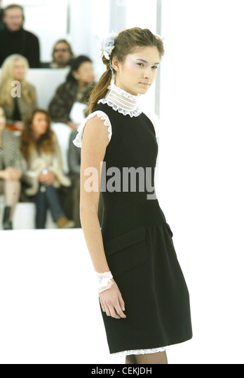 Haute Couture Chanel Stock Photos & Haute Couture Chanel ...