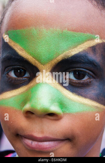 Jamaica Flag Painted On Background Texture Stock Photo 323965316 ...
