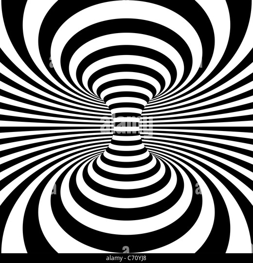 Visual Illusions In The Premises : Black And White Stripes Stock Photos & Black And White Stripes Stock ...