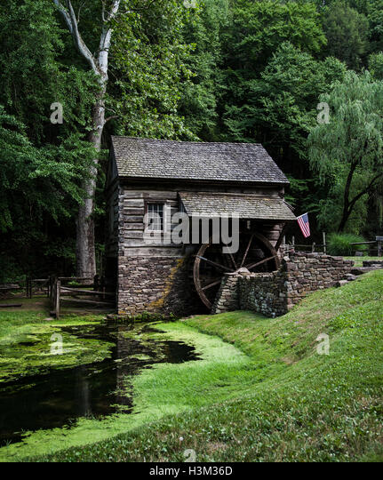 old cabin in woods stock photos old cabin in woods stock. Black Bedroom Furniture Sets. Home Design Ideas