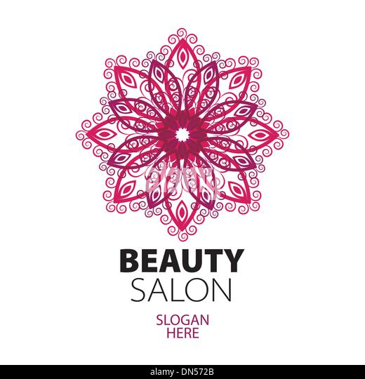 Beauty salon sign stock photos beauty salon sign stock for Abstract beauty salon