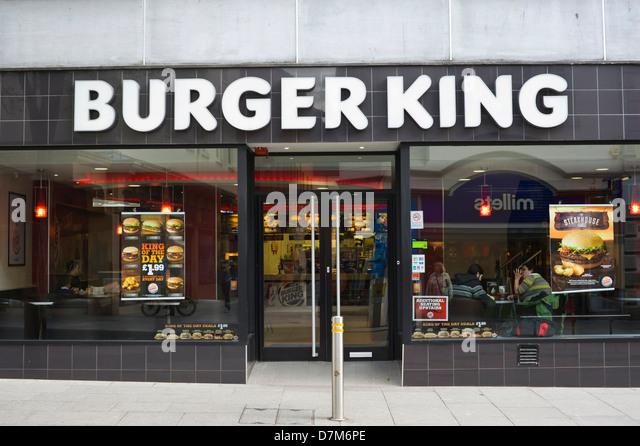 Fast Food Restaurants Exeter