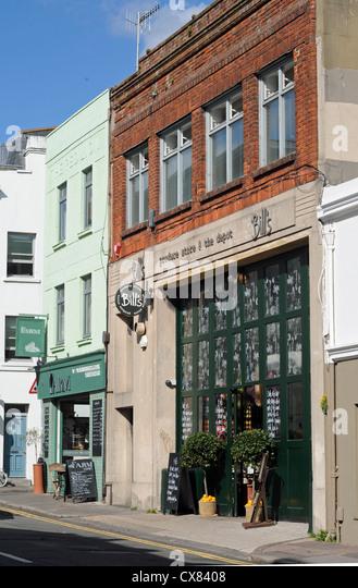 Cafe Southampton High Street