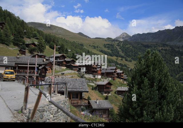 Hotel St Luc Schweiz
