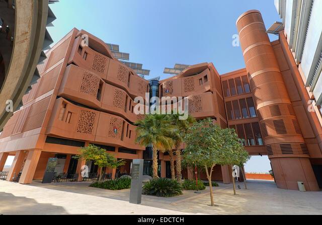 Masdar city stock photos masdar city stock images alamy for Masdar abu dhabi