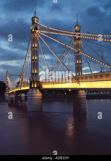 bridge gb night london - photo #17