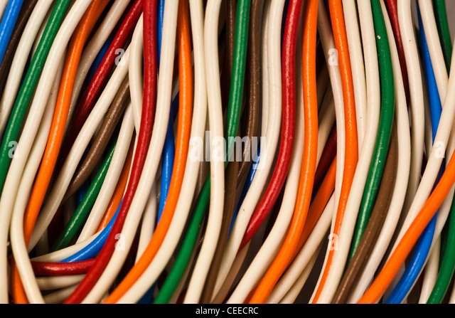 wire harness bundle wiring harness stock photos & wiring harness stock images ... wire harness plug porsche 911 #15