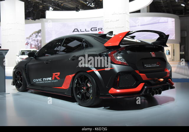 Honda Civic Type R Stock Photos Honda Civic Type R Stock Images Alamy